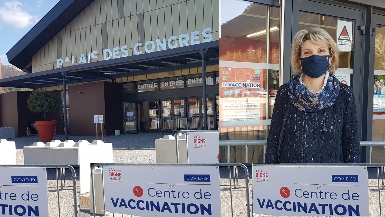 A Digne les bains, les vaccinations s'accélèrent