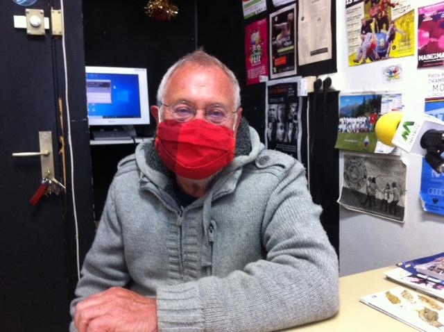 Philippe Wyon - Bénévole Refuges Solidaires