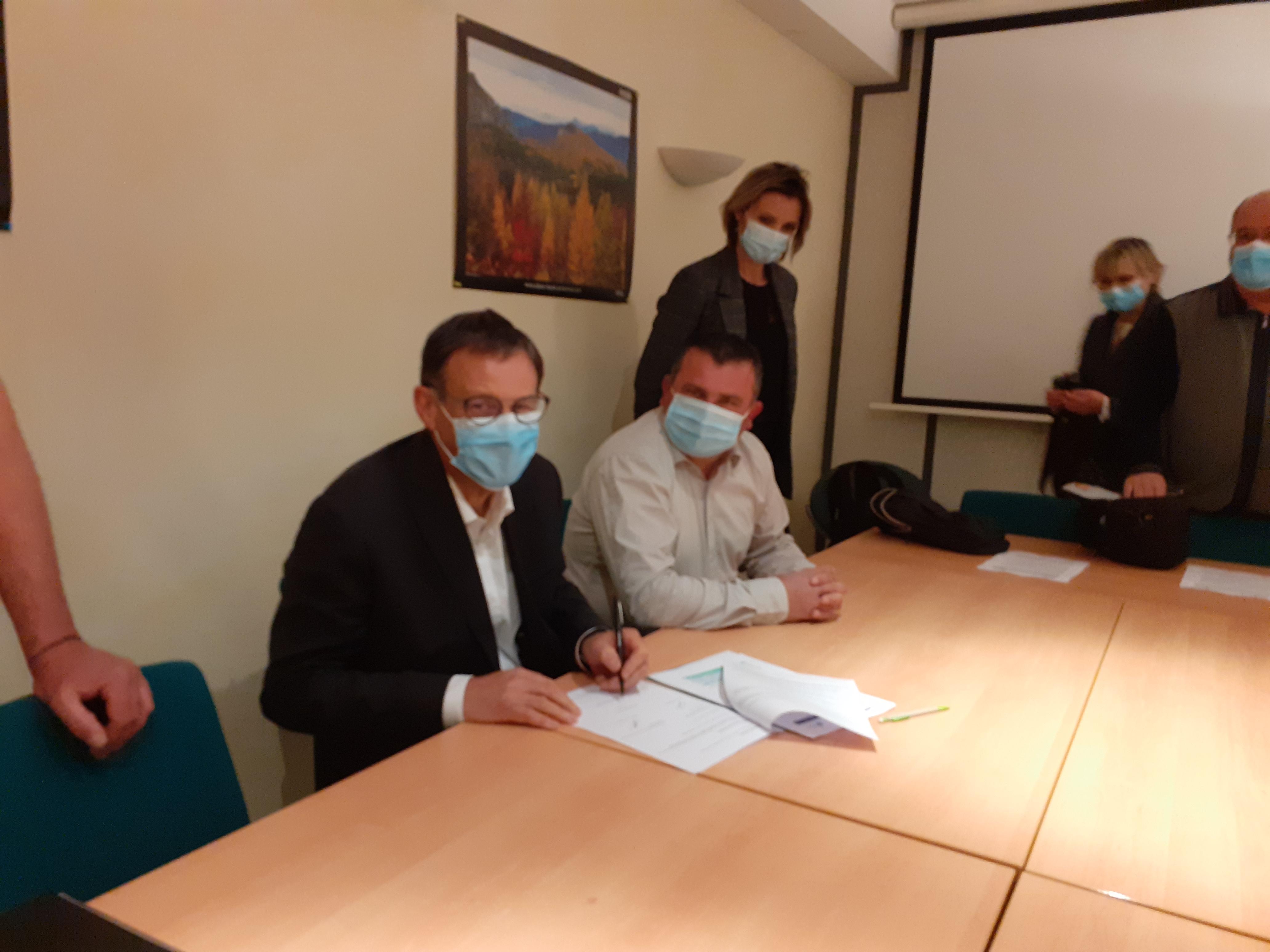Initiative Alpes Provence reçoit le soutien de Groupama