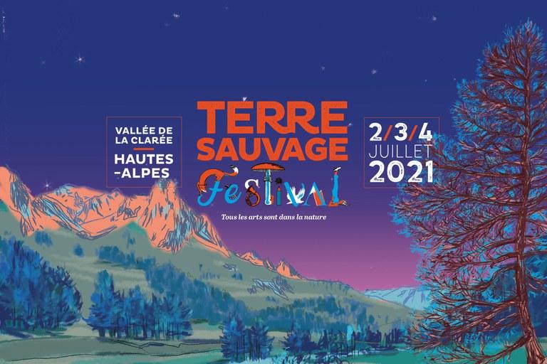Terre Sauvage Festival s'invite en clarée , avec un programme d'exeption !