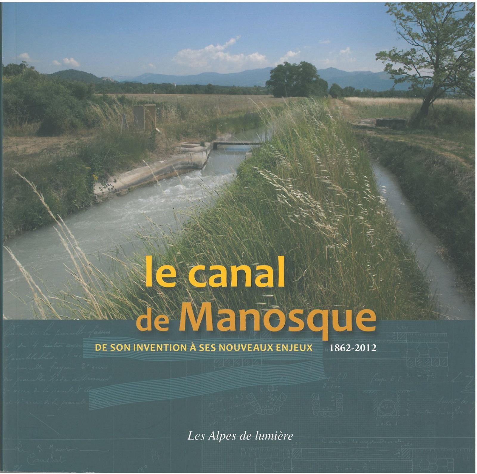 A la découverte du canal de Manosque