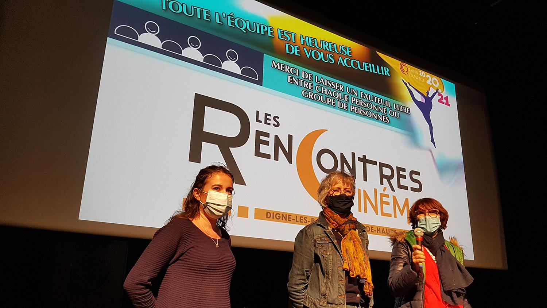 Chloé Mathieu - Martine Thieblemont et Marie-Paule Forcioli-Didier