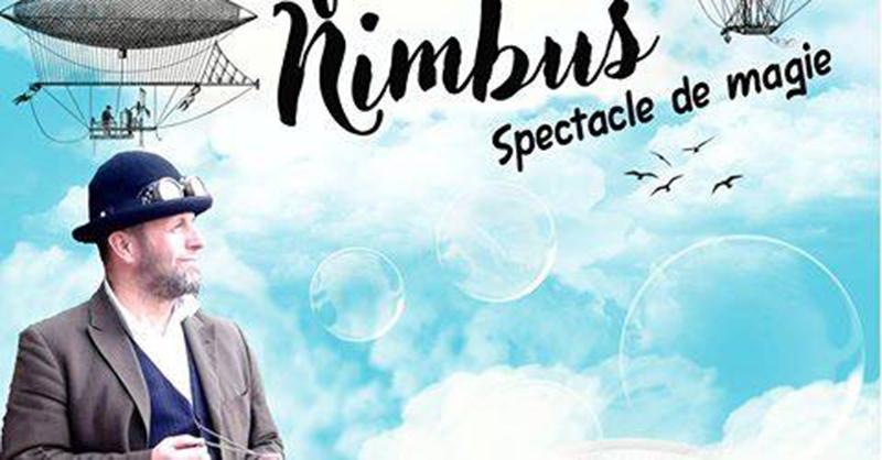 Spectacle de magie avec le professeur Nimbus