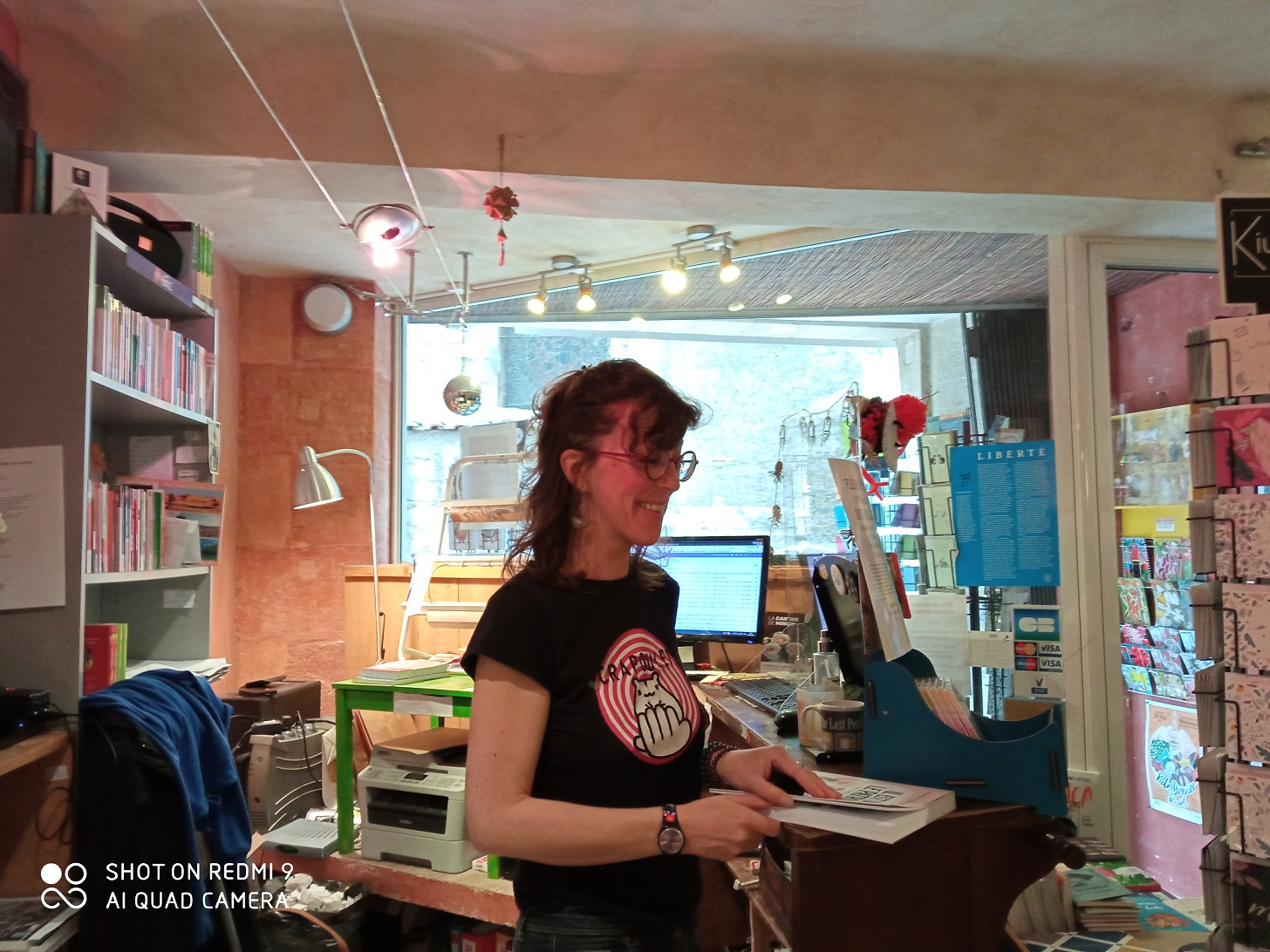 Les coups de coeur de la libraire du petit pois à Manosque
