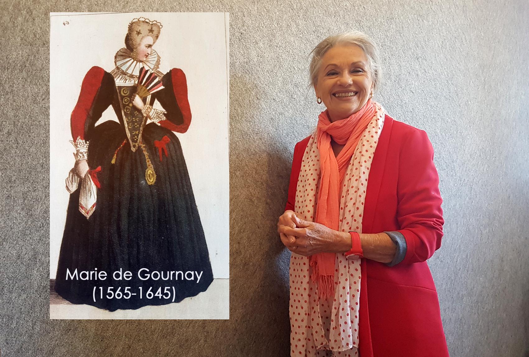 Marie de Gournay et Jacqueline Hennegrave