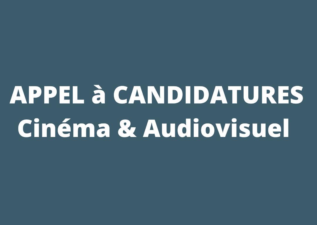 Appels à candidatures pour les résidences Image et Audiovisuel à l'ACSSQ