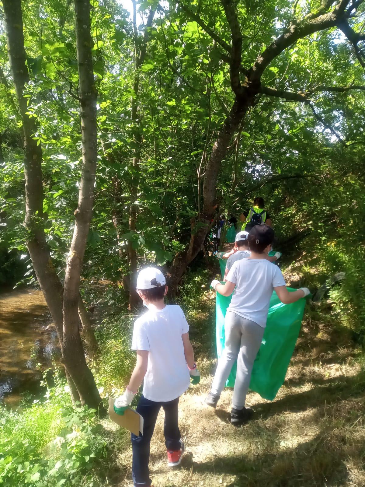 28/05/2021 - Ramassage Ecole Beaudinard