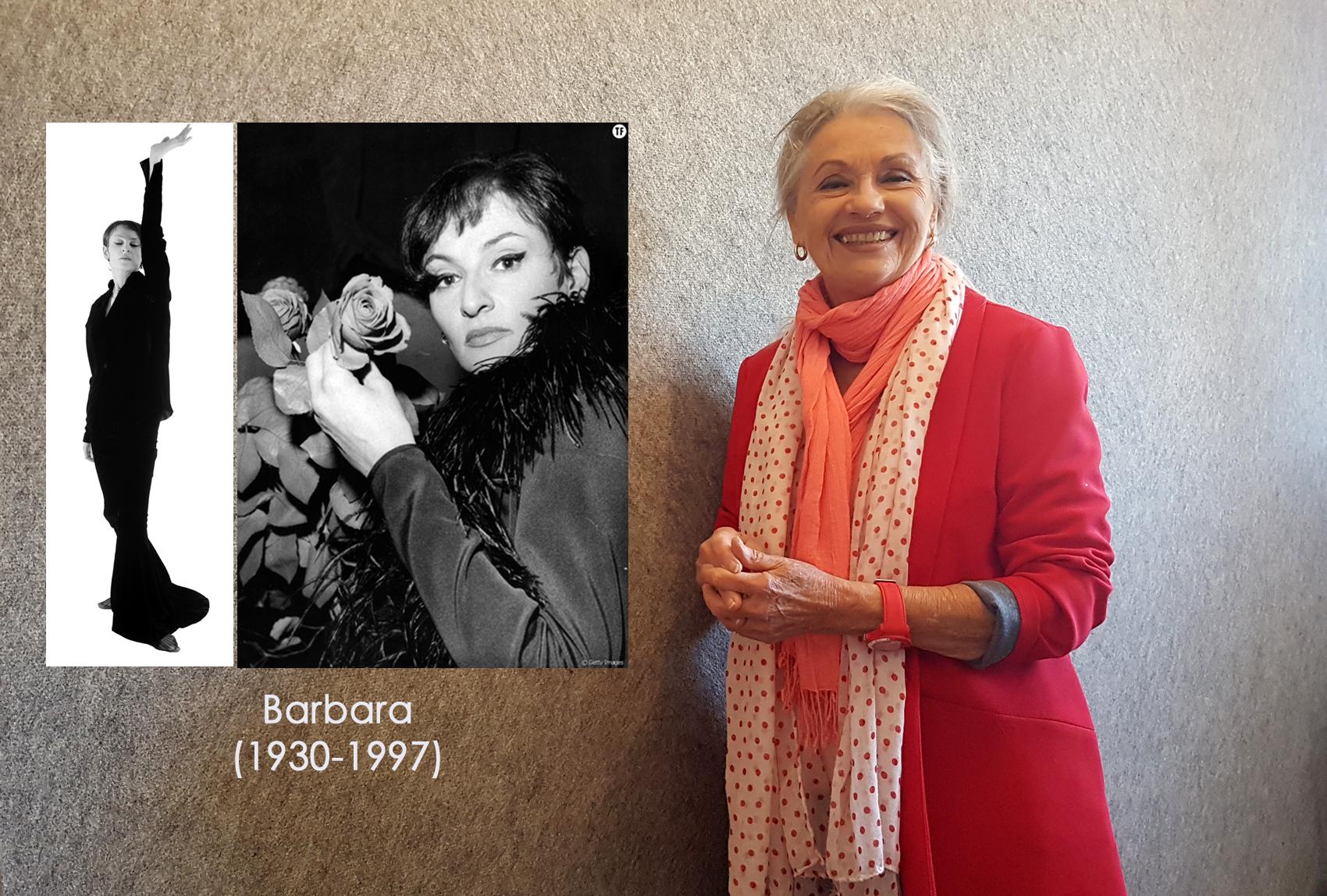 Barbara et Jacqueline Hennegrave