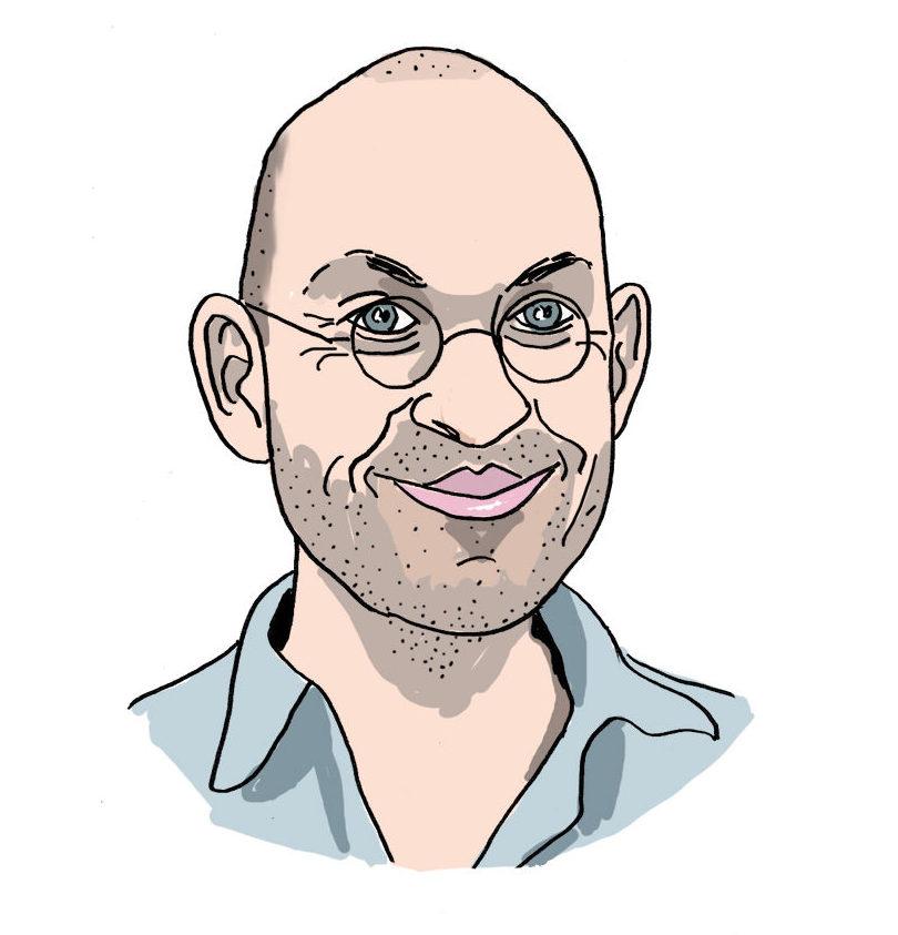 Portrait de Sébastien Boistel