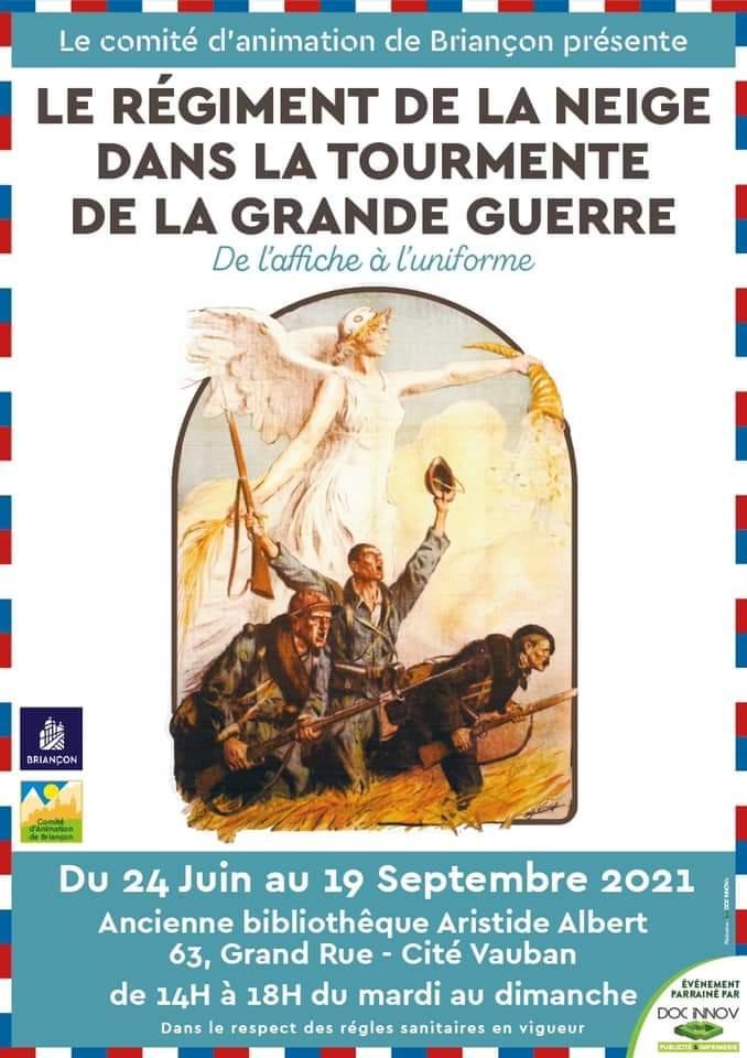 Une exposition actuellement dans la cité Vauban