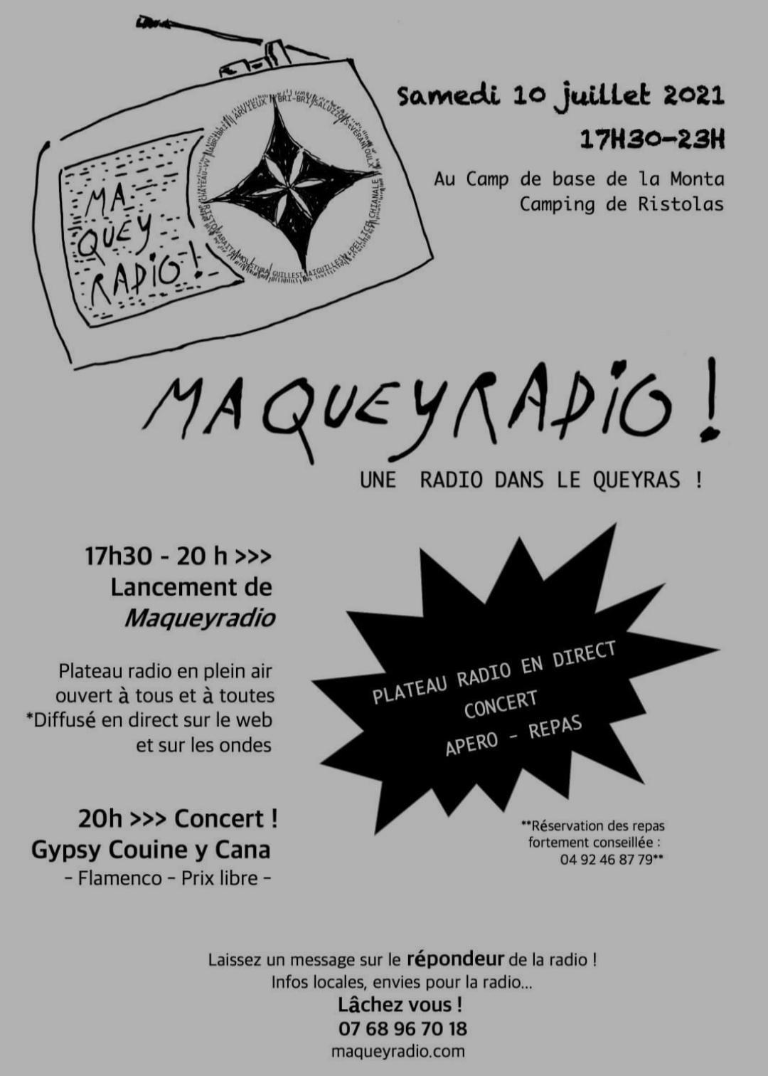 Une première Radio Web dans le Queyras !