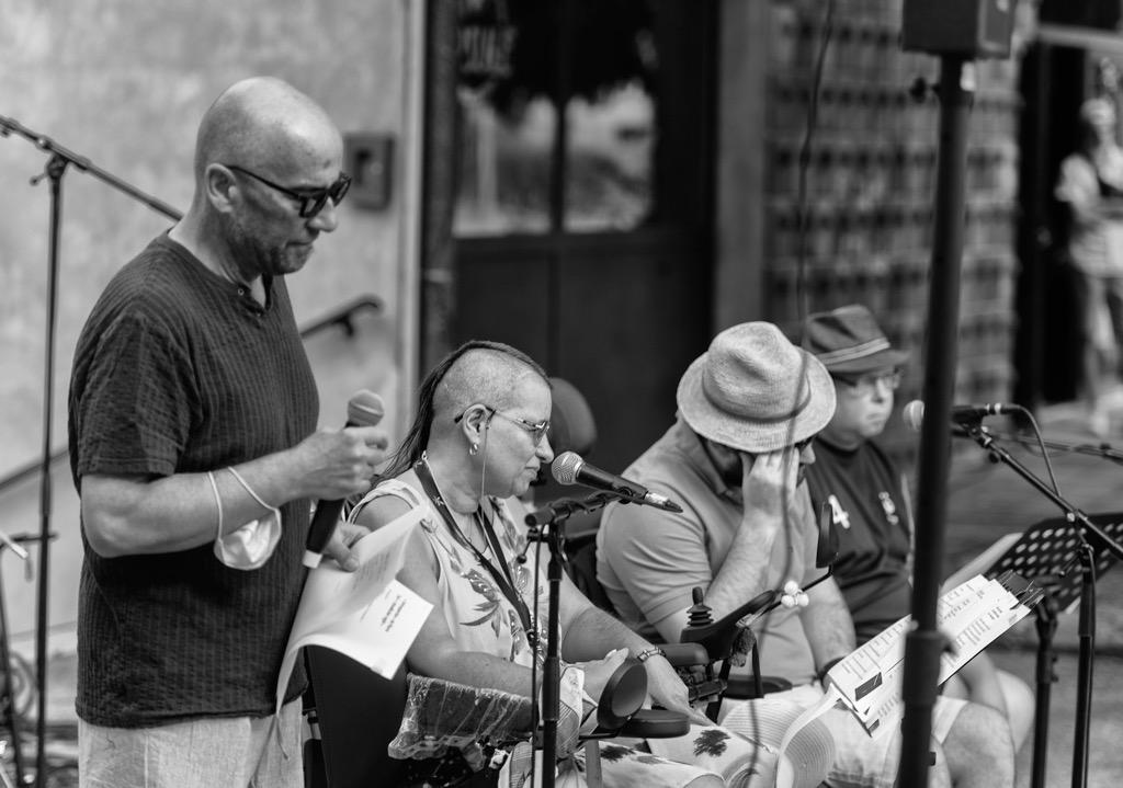 Le gem ma vie ouvre la fête de la musique 2021 à la MJC de Manosque
