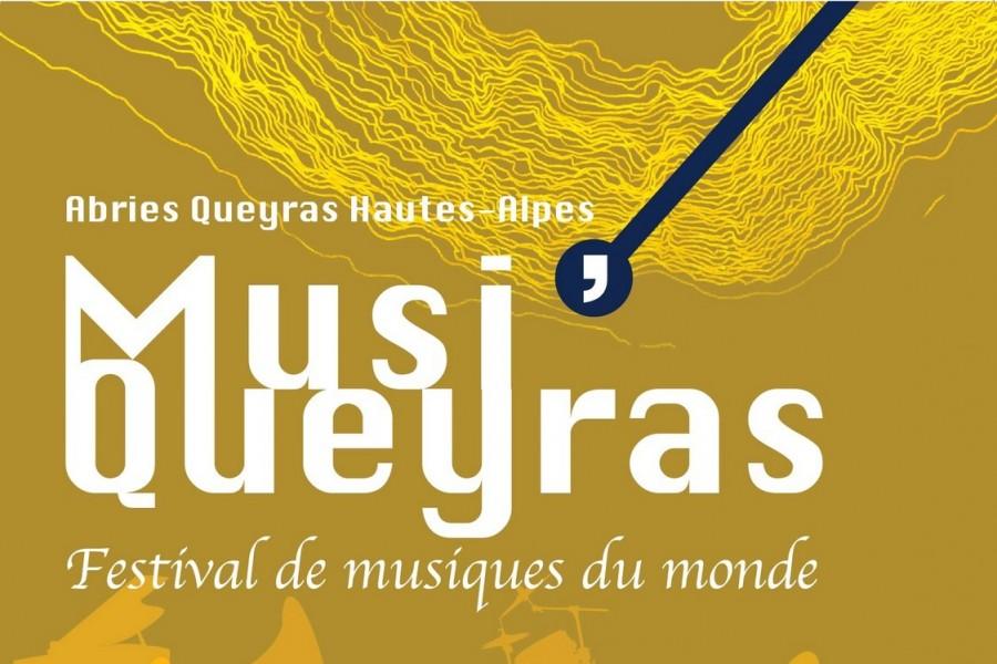 Bientôt la 29ieme édition pour le Festival de Musique du Monde du Queyras : Musiqueyras !