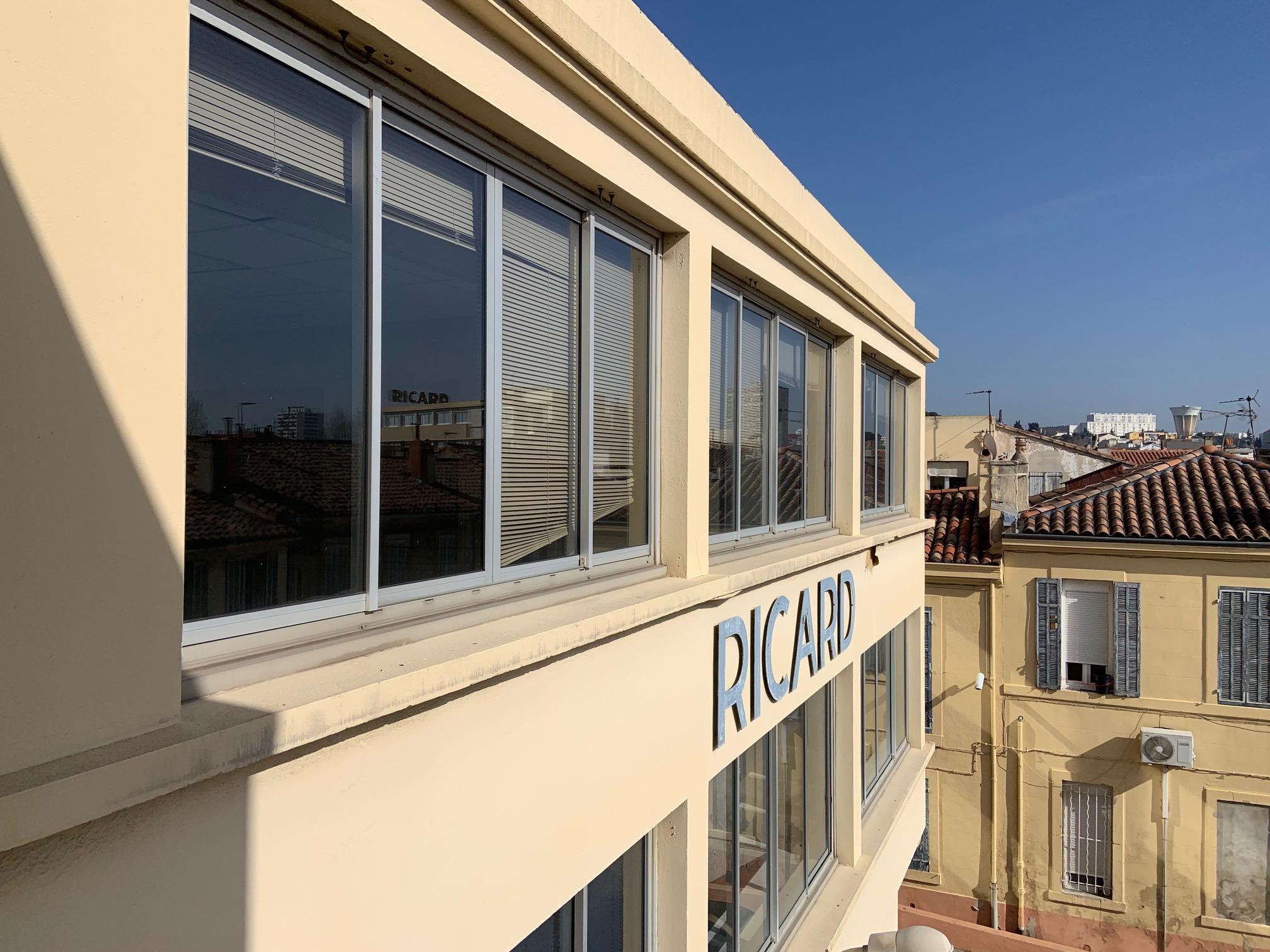 Vue des locaux d'Artagon Marseille © Artagon & l'Epopée
