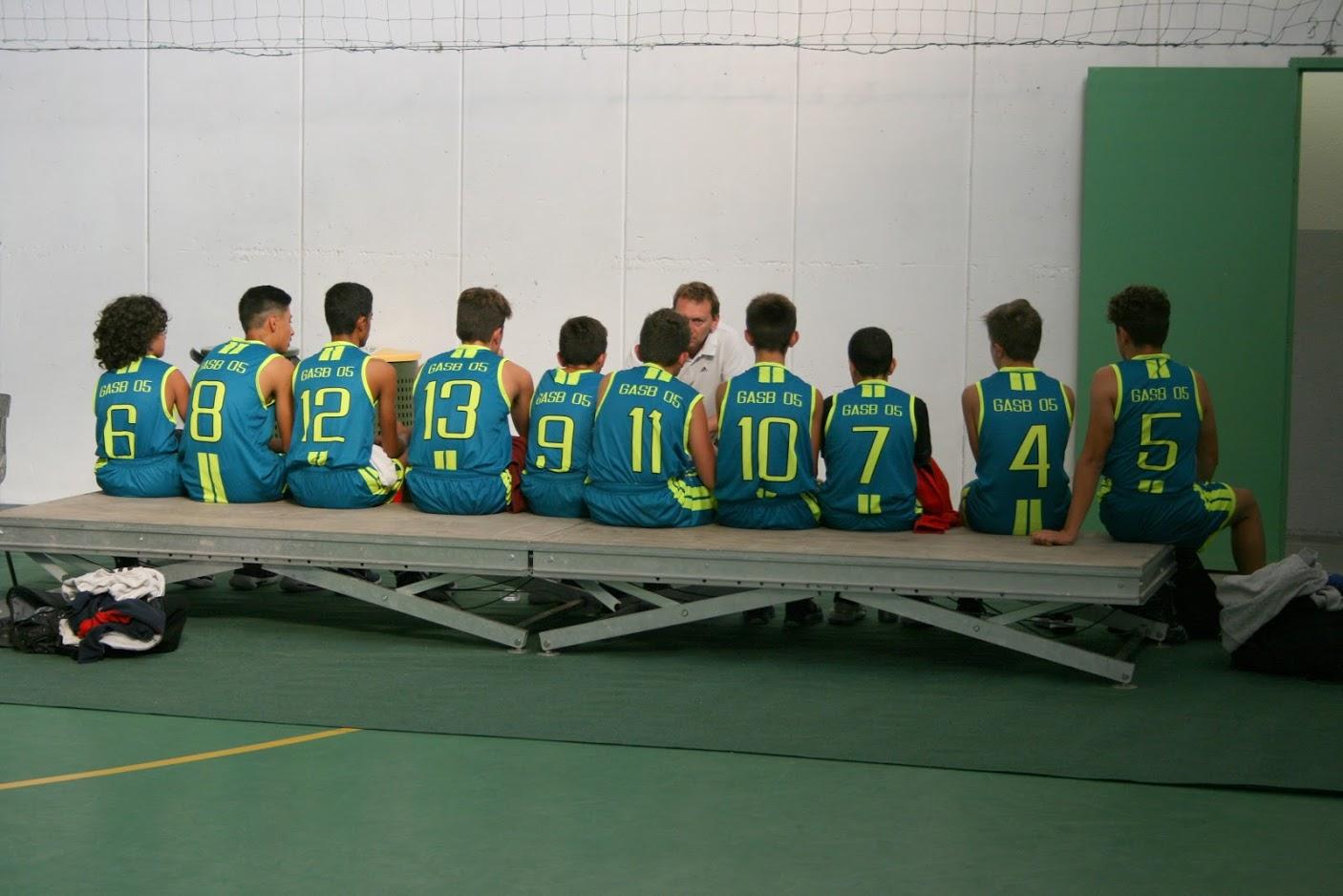 A la rencontre du club de basket des Alpes du sud  !