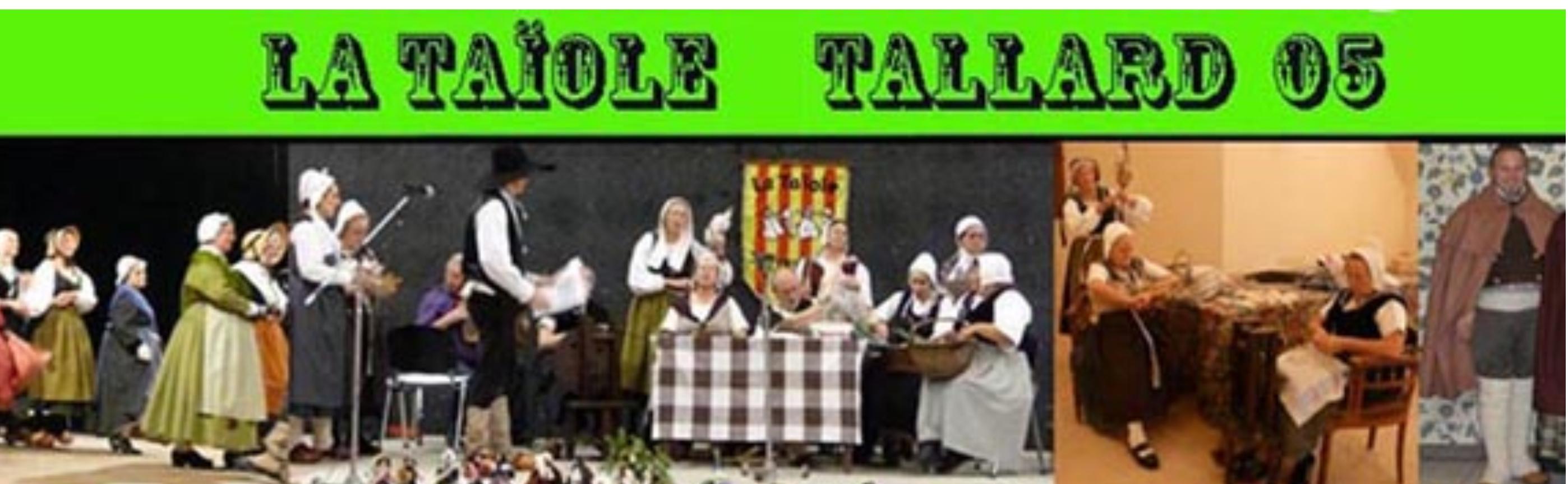 """De nombreuses danses sont pratiquées au sein du groupe folklorique """"La Taïole"""""""