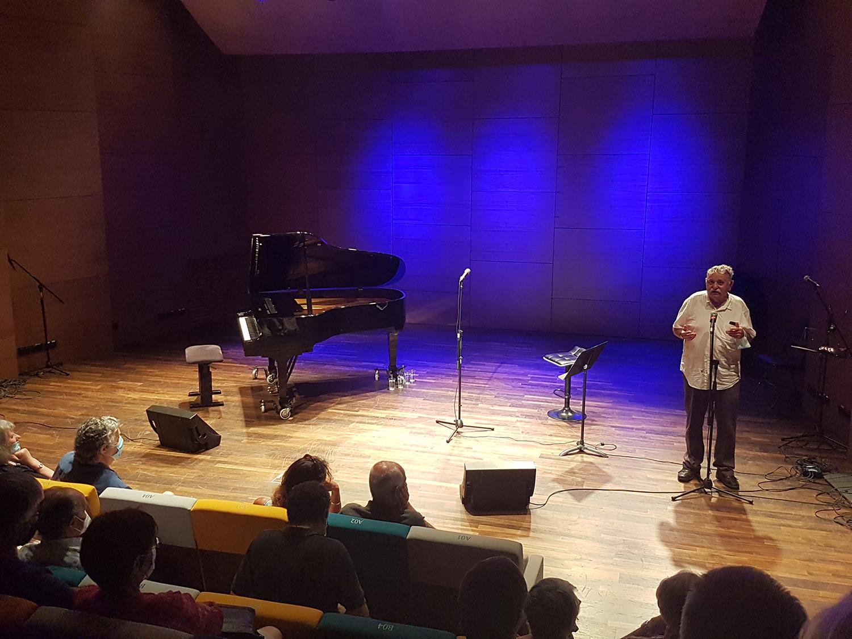 salle du pôle culturel de l'auditorium deThonon-les-Bains