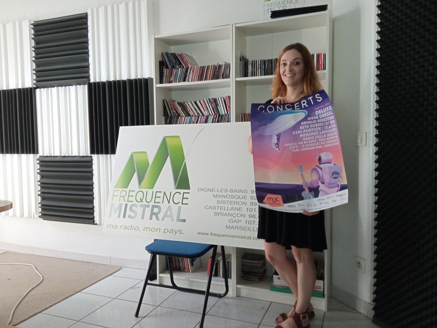 Soirée spéciale inauguration de La Capsule à la MJC de Manosque