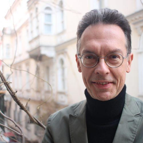 Olivier Remaud © Özgün Özçer