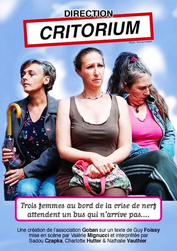 Theâtre à Aubenas les  Alpes ce samedi 18 septembre à 20h30