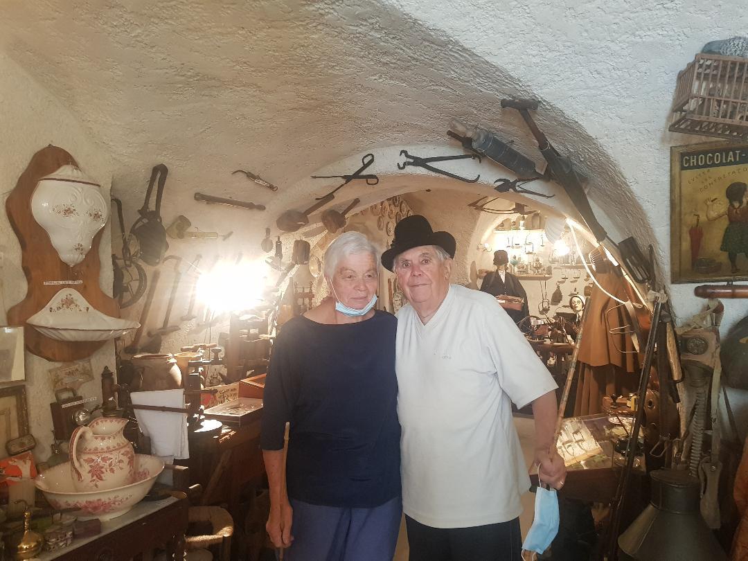 Au Mas des Bonnaffès, visitez l'Ecomusée 'Les choses d'autrefois'