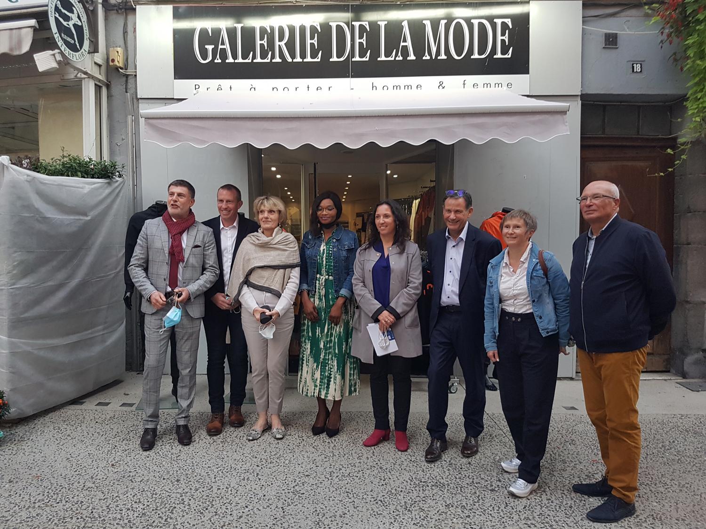 La galerie de la mode : essai encourageant à Digne