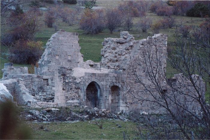 Valoriser les vestiges de l'Abbaye de Clausonne
