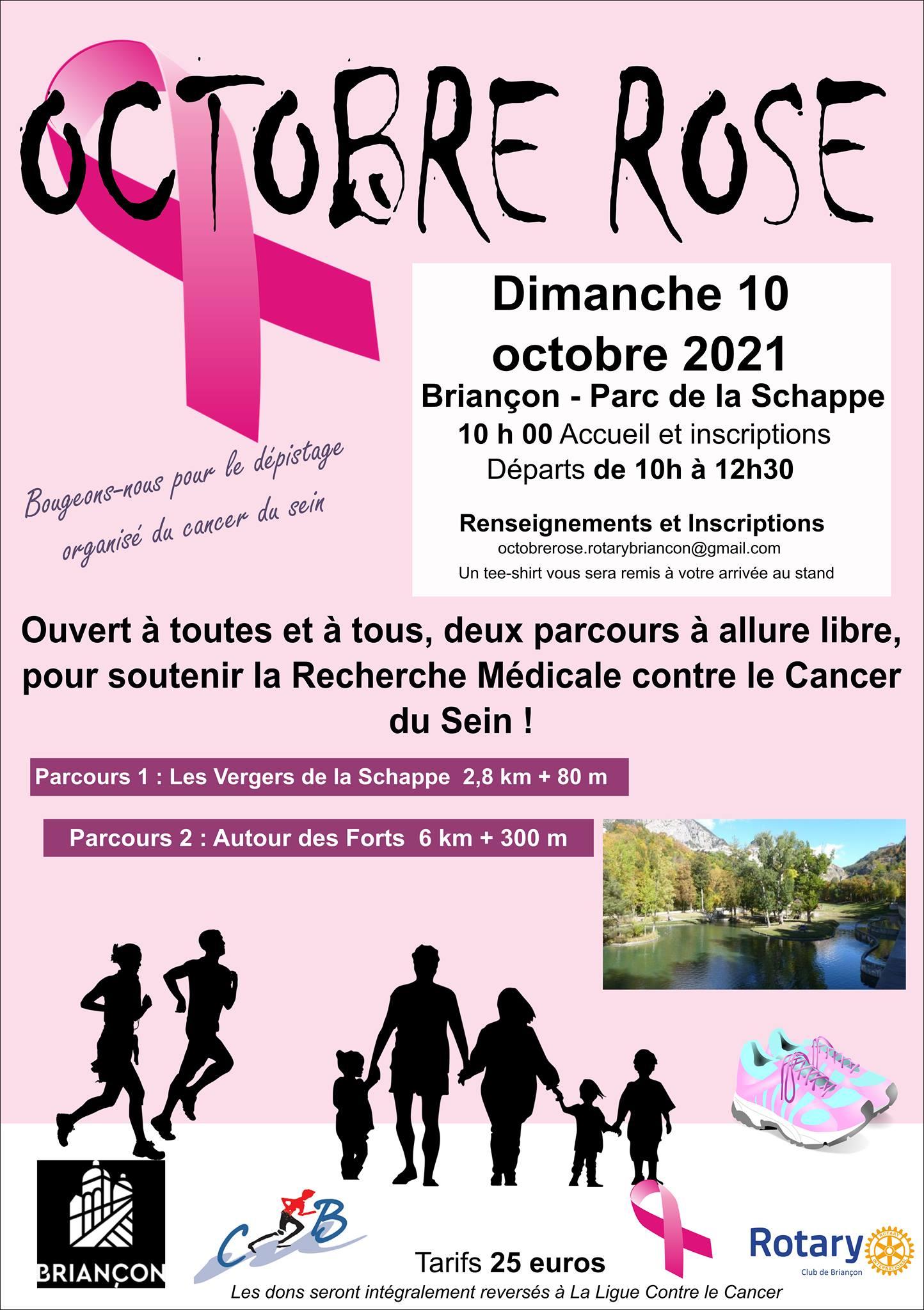 Bougeons-nous pour le dépistage organisé du cancer du sein !