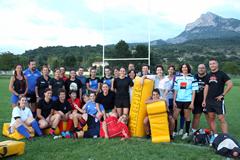 Le XV féminin des Alpes s'appellera les Alpines
