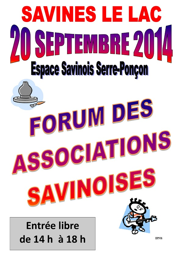 Le Forum des associations a eu lieu à Savines