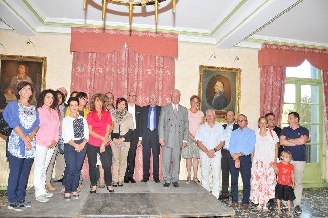 Le projet Leonardo : Un réseau de lycées international implique Sisteron