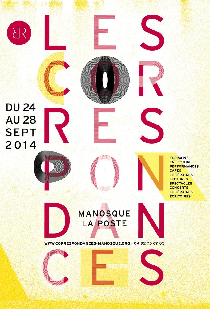 Les Correspondances La Poste 2014