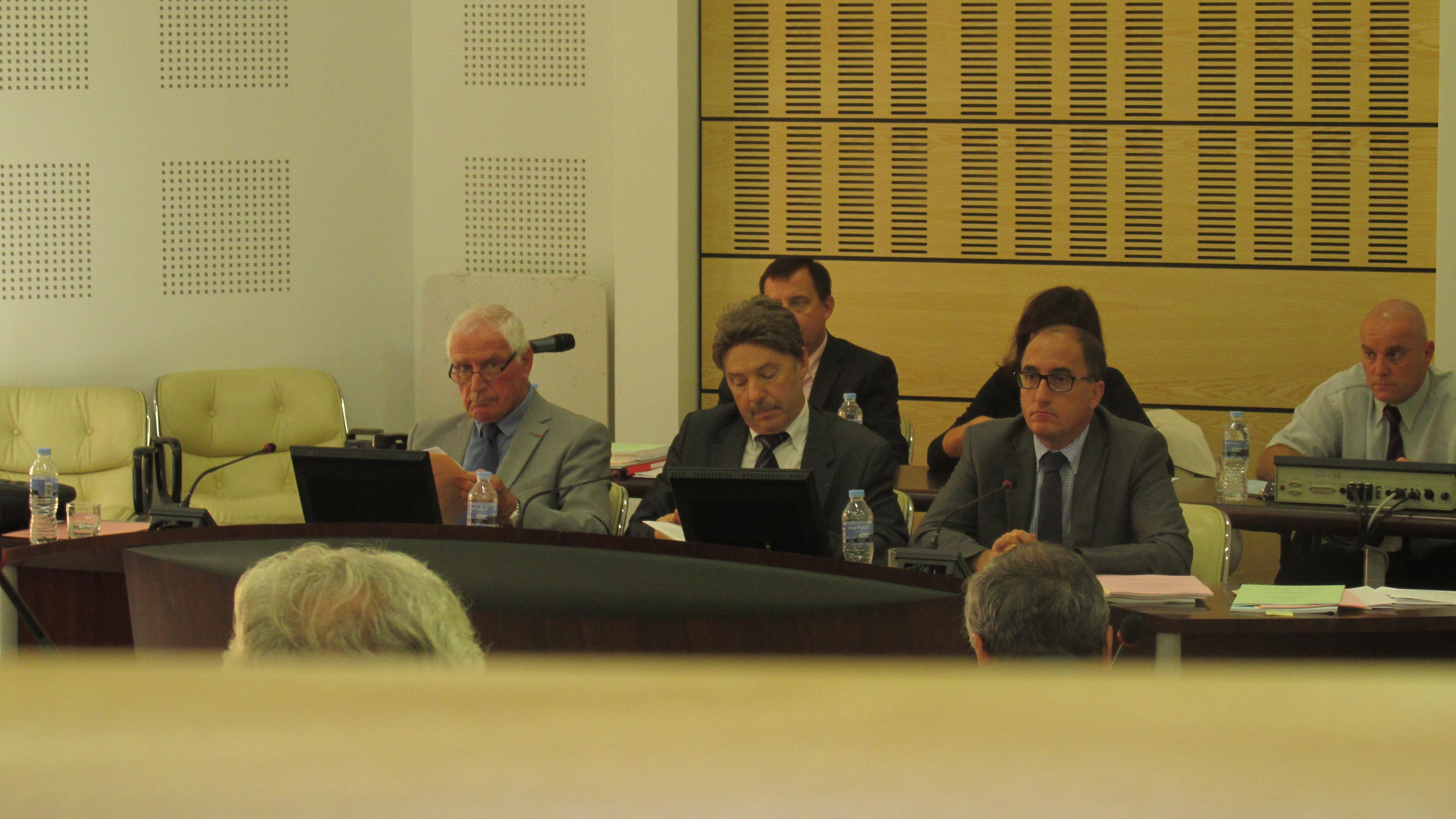 Orientations et démission au Conseil général des Alpes de Haute-Provence