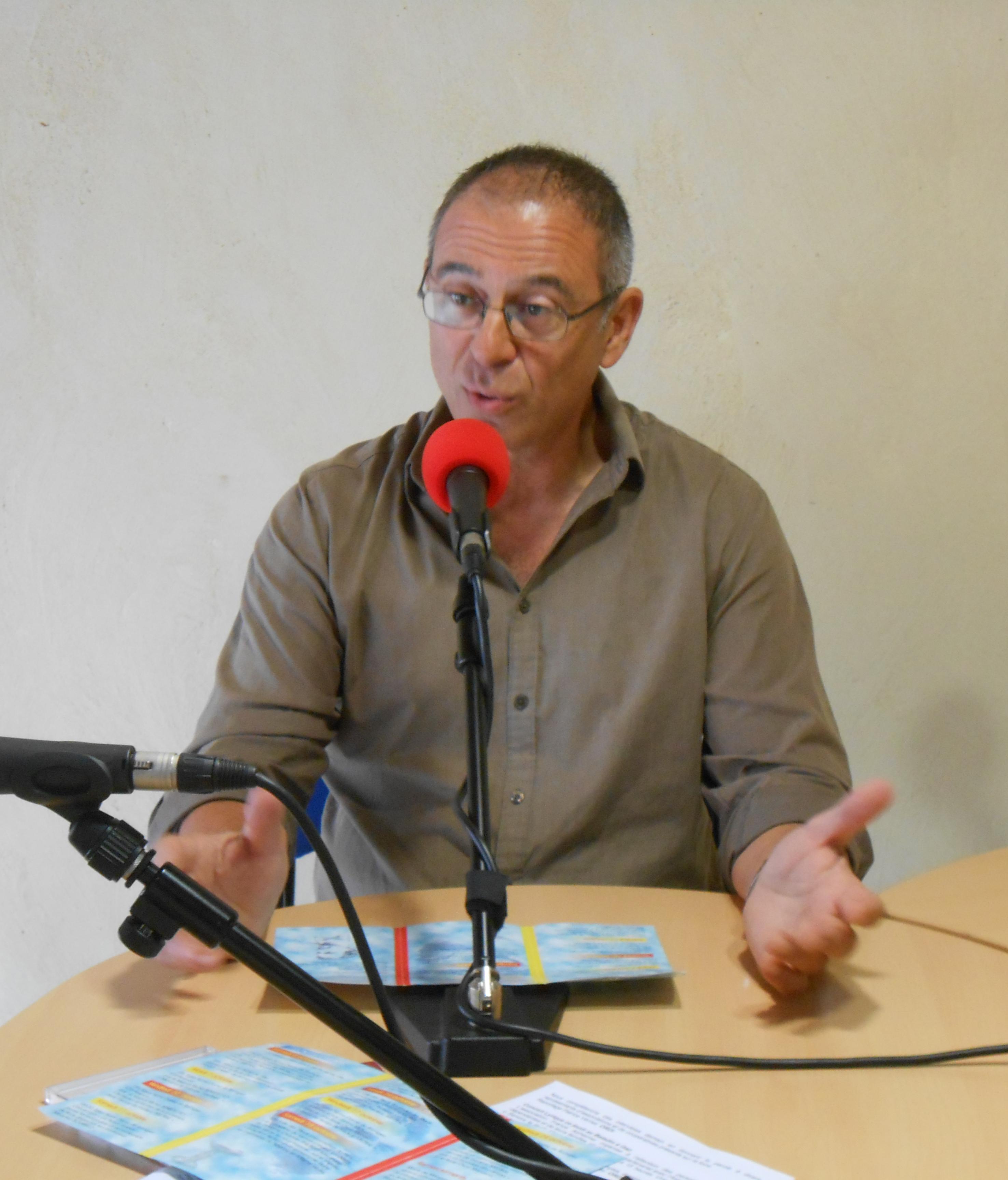 Nous allons parler des 100 ans de la disparition de Frédéric Mistral avec Le Félibre Michel Benedetto