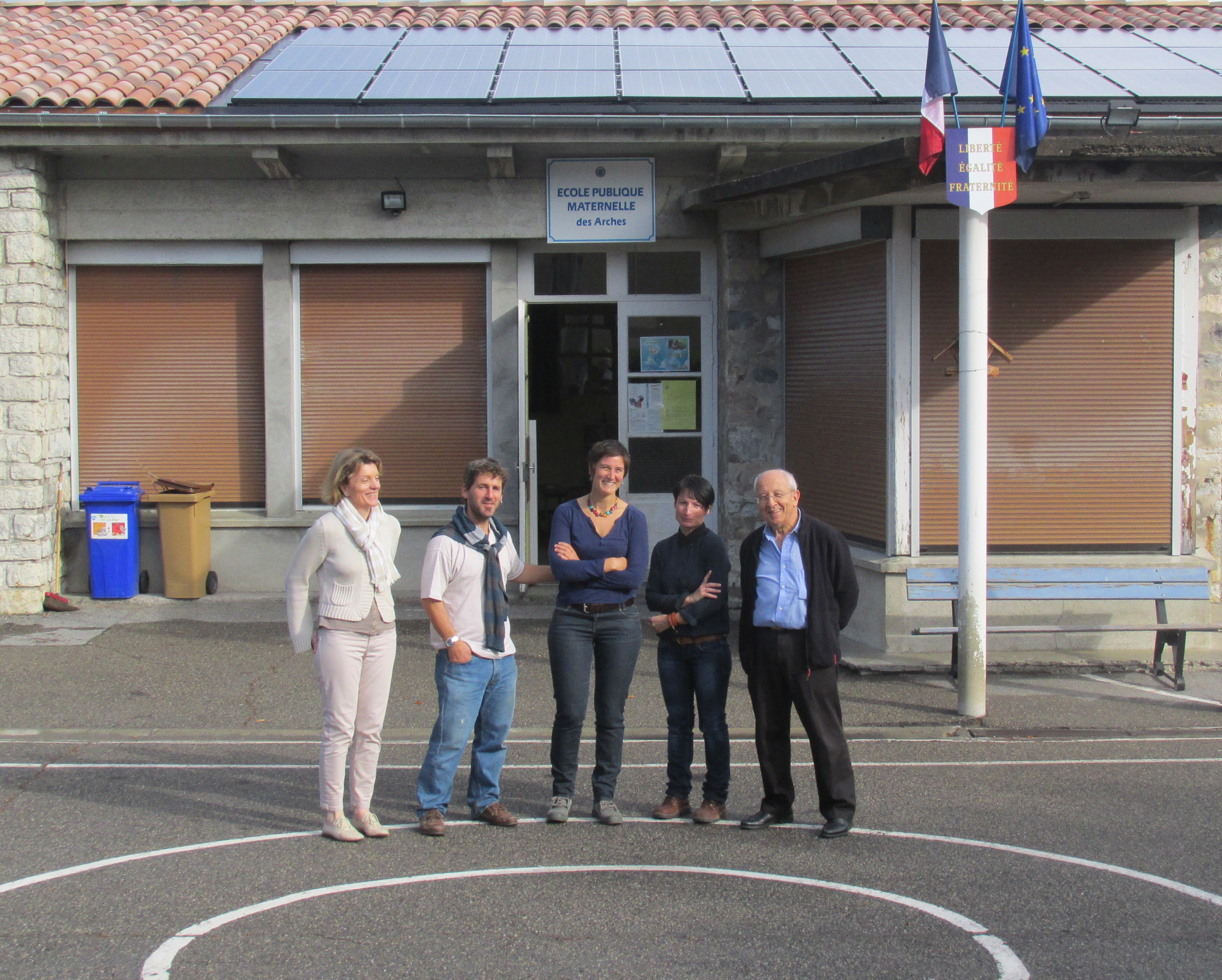 Rendez-vous Energie Habitat à Digne avec une visite étonnante…