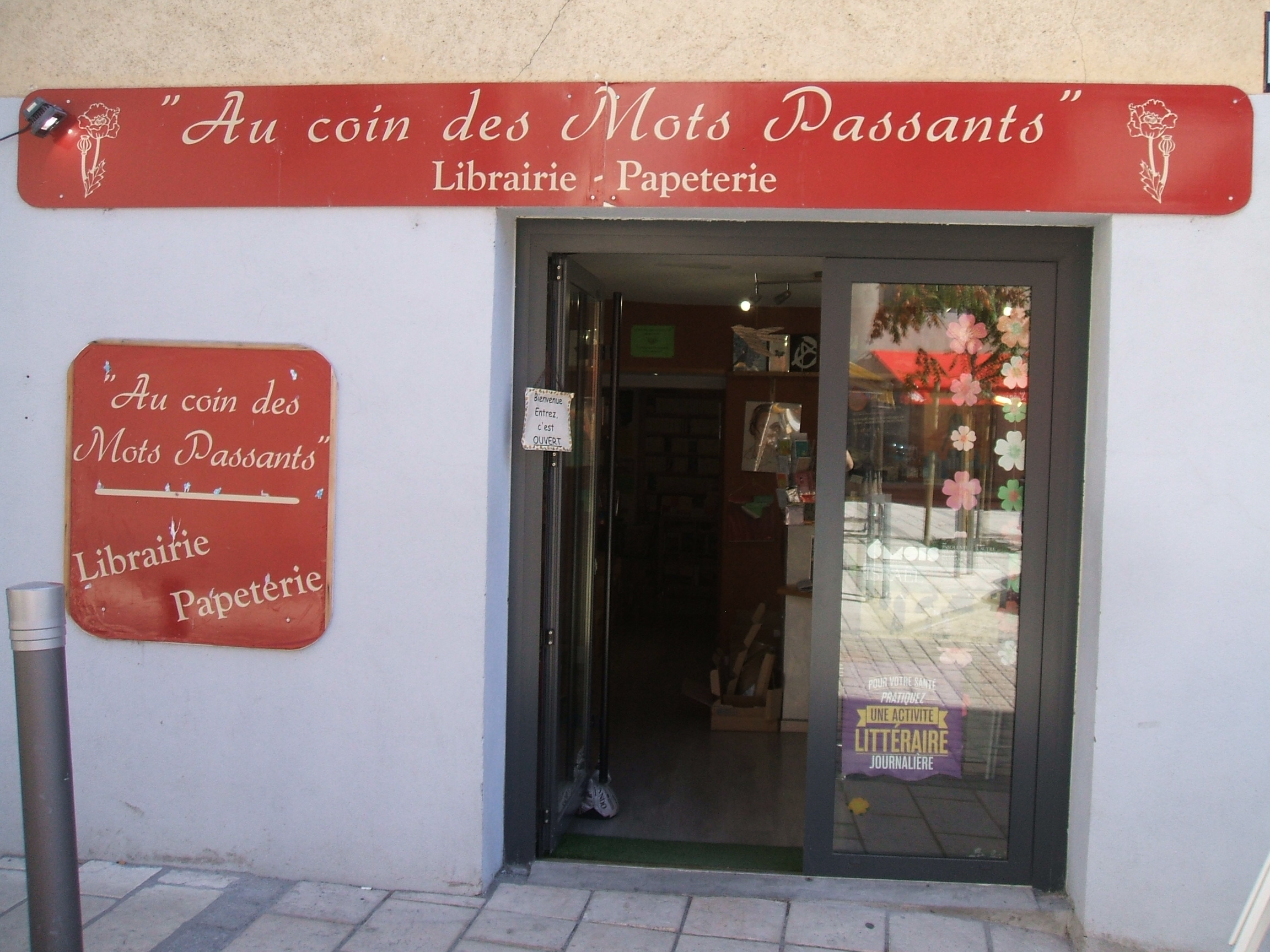 A Gap, une librairie soigne son accueil.