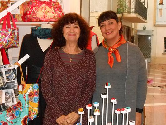 Anne Arpage et Lily Cézanne proposent une nouvelle boutique originale…