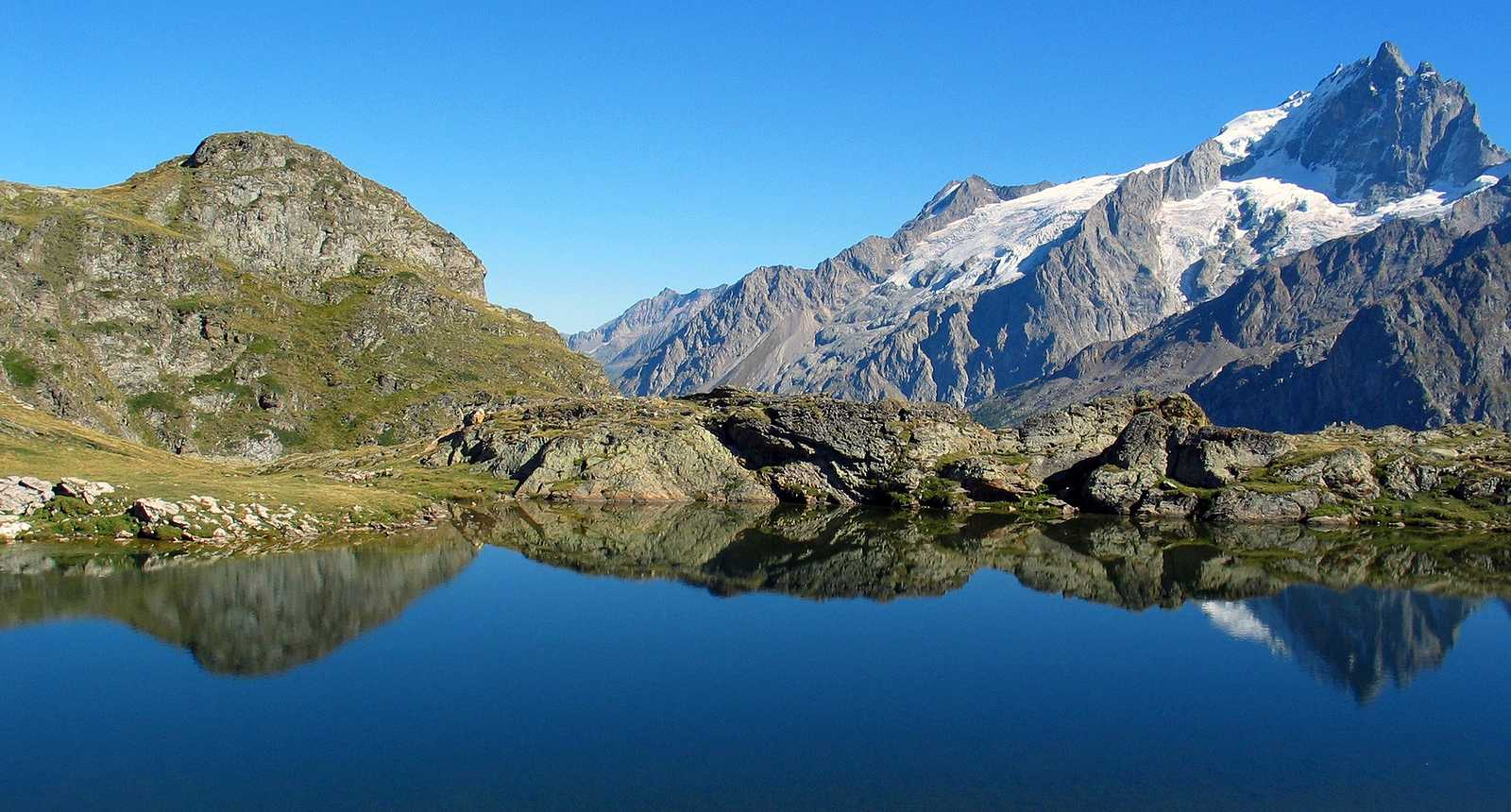 Le parc national des Ecrins : un bijou dans les Hautes-Alpes