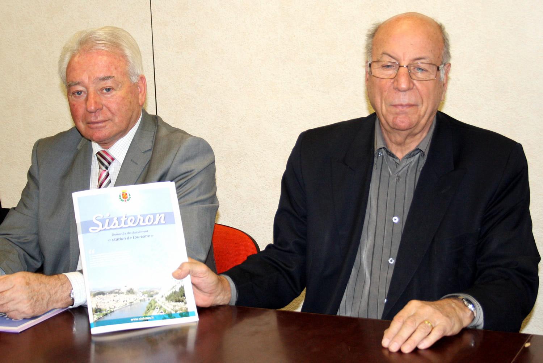 Sisteron officiellement classée Station Tourisme !