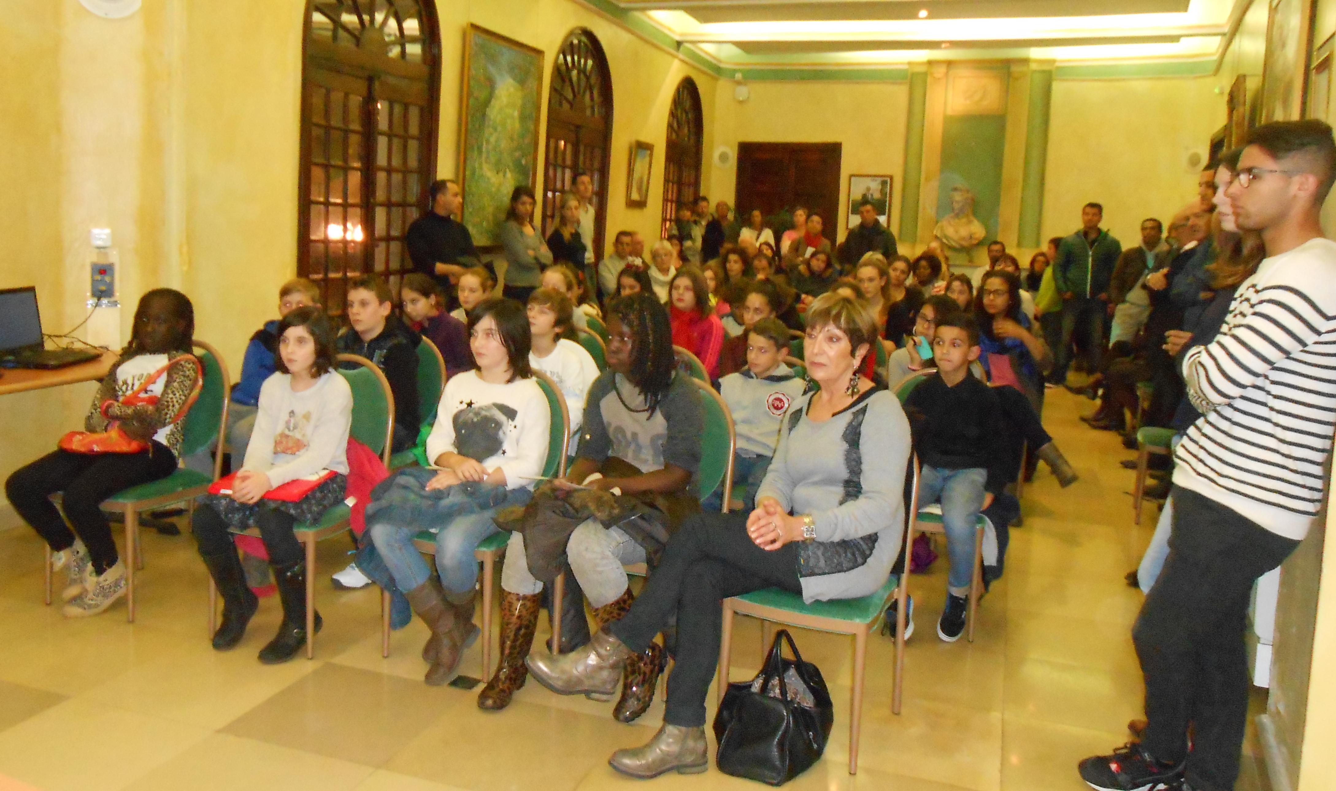Le nouveau conseil municipal jeunes est en ordre de marche
