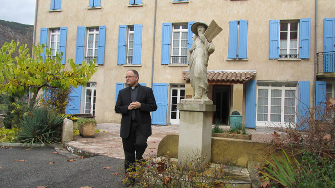 Jean-Philippe Nault est le nouvel Evêque de Digne