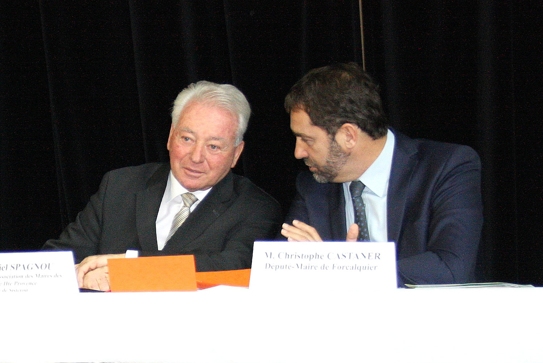 Les maires du 04 étaient réunis en Assemblée Générale samedi à Peipin !