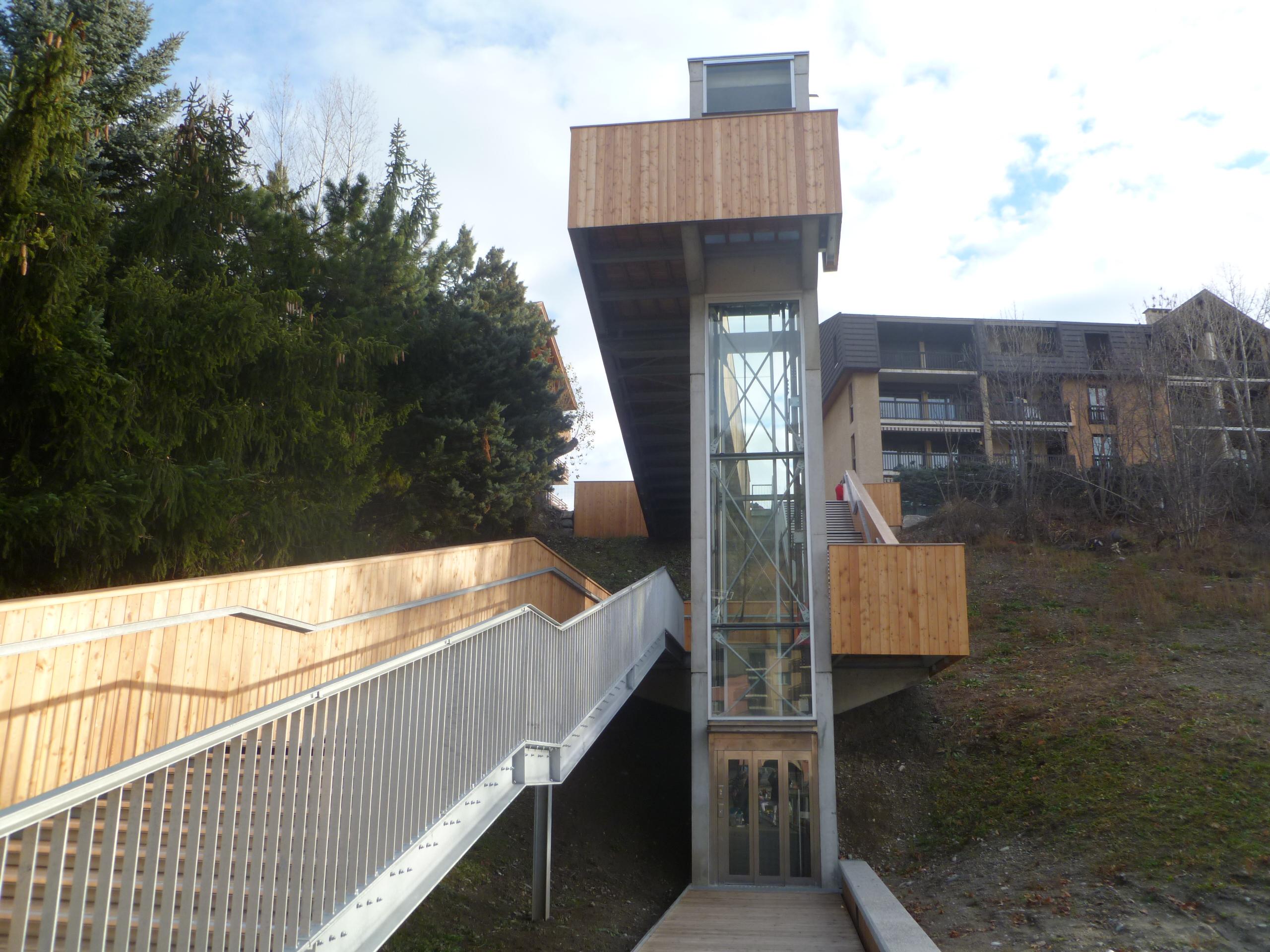 De nouveaux aménagements ont été inaugurés au Prorel.
