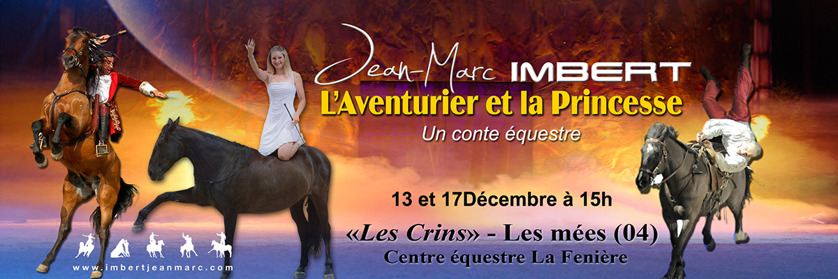 Spectacle exceptionnel de Jean Marc Imbert