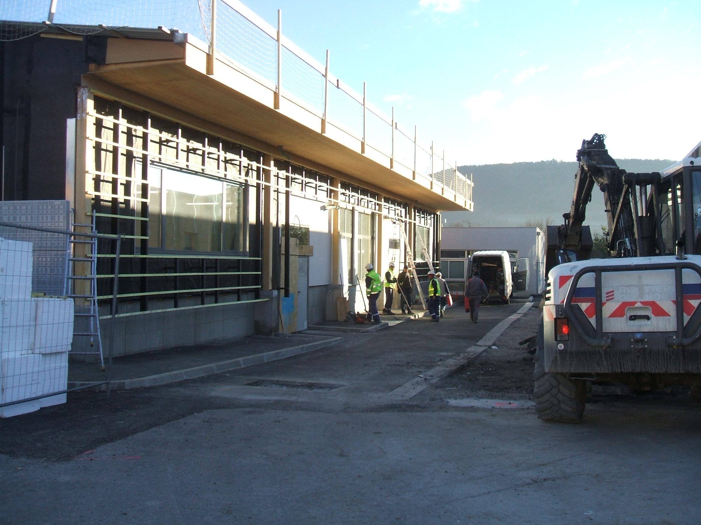 Des locaux rénovés pour la SEGPA de Fontreyne à Gap.