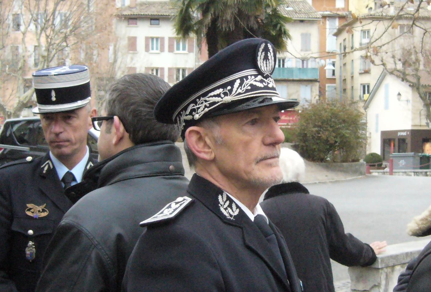 Commissaire Alain Miller
