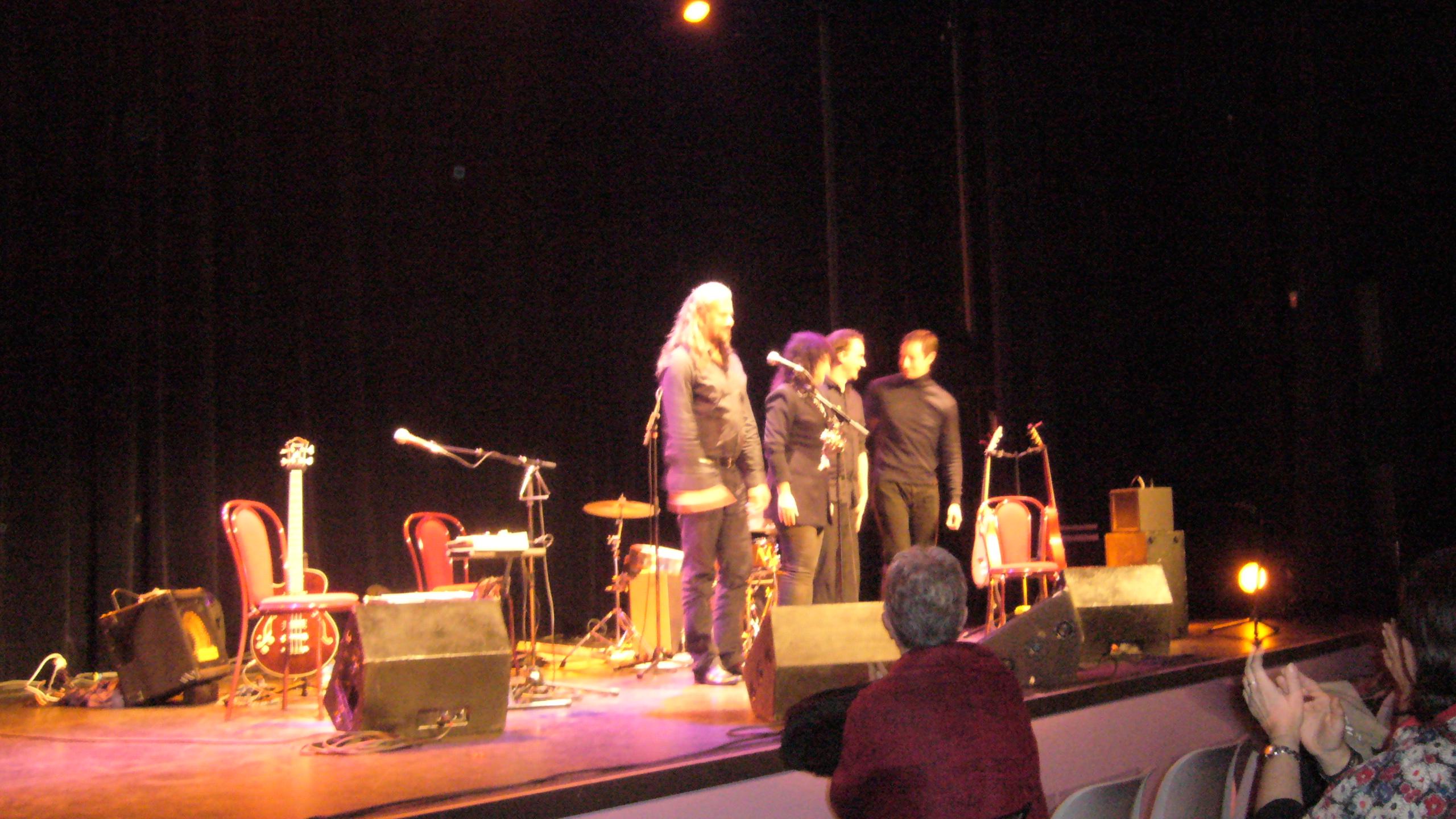 La fusion Jazz-Flamenco réussie de La Ultima !