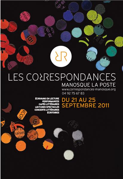 Les Correspondances La Poste 2011