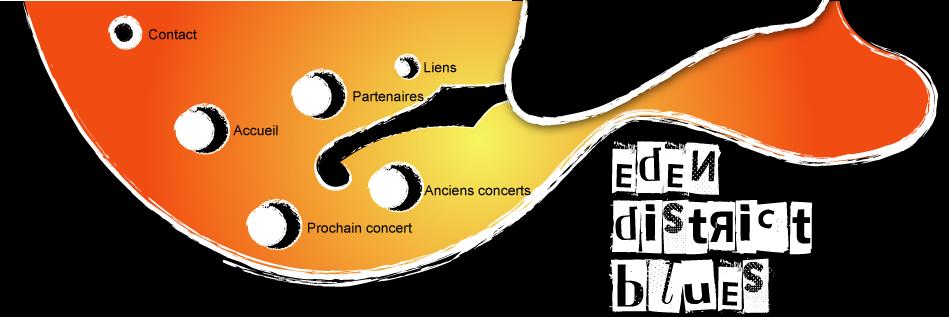 Eden district blues du 30 janvier 2015