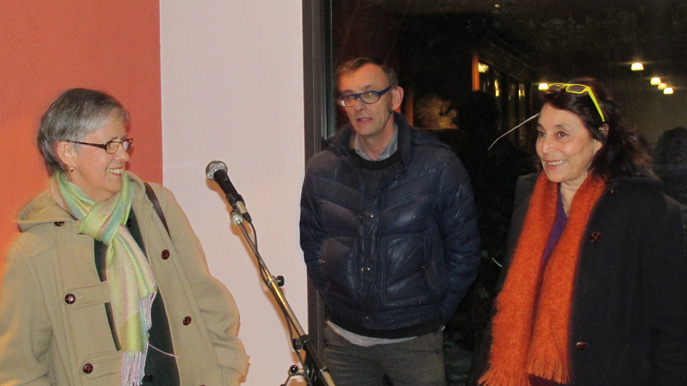 La semaine du son a été inaugurée au Cairn Centre d'Art et au musée Gassendi